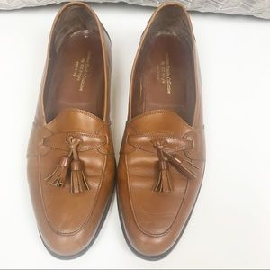 Luciano Rossini Collection   Leather Loafers